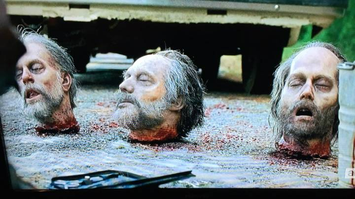 The Walking Dead Johnny Depp Cameo