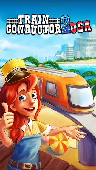 Train Conductor 2 USA