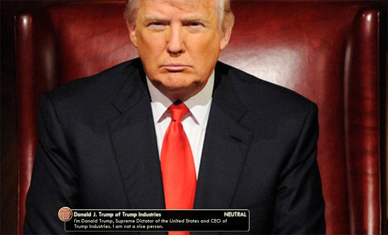 Donald Trump Civilization V Mod