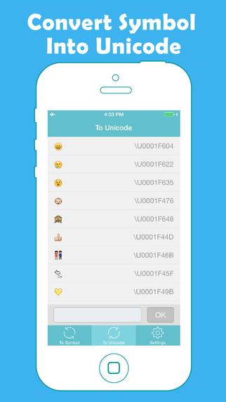 Unicode Converter