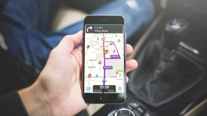 Waze iPhone Update Expected Traffic
