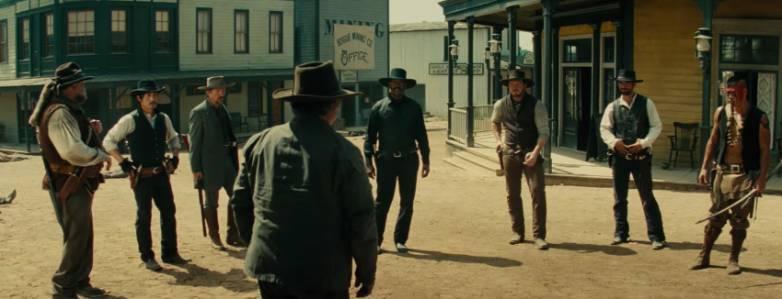2016 The Magnificent Seven Trailer