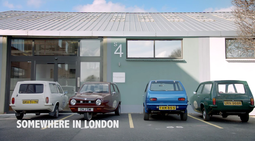 Amazon Top Gear Name
