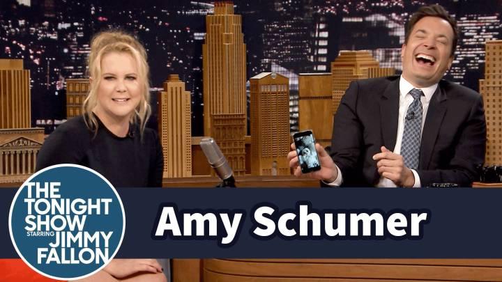 Amy Schumer Tonight Show