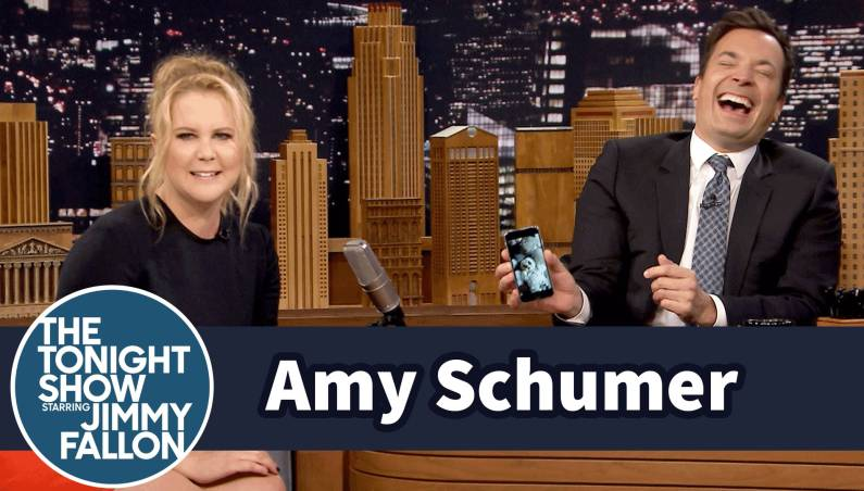 Amy Schumer Tonight Show