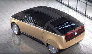 Apple Car Motor Trend Video
