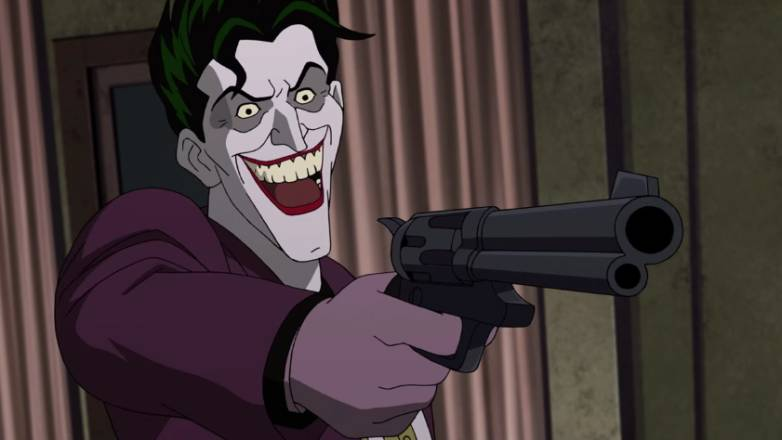 Batman: The Killing Joke Trailer