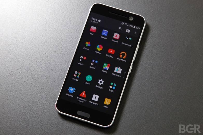 HTC Nexus Android N