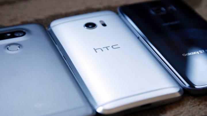 Galaxy S7 Vs HTC 10
