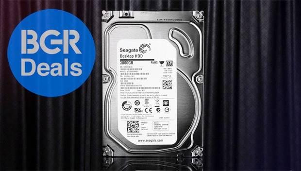 3TB PC Hard Drive