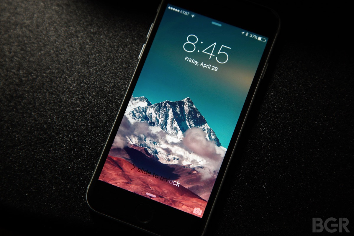 iPhone Hacking Security