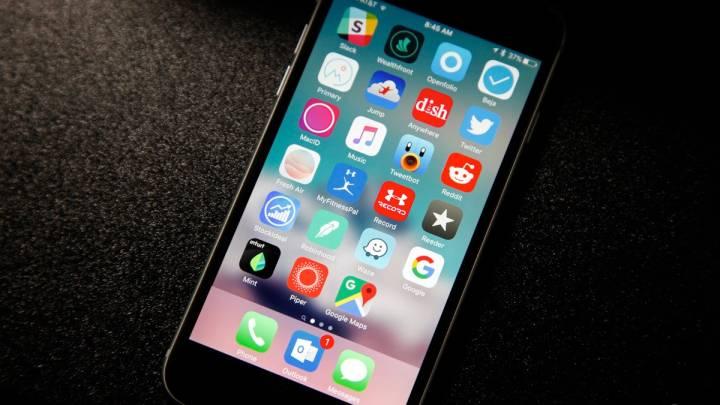 iPhone Photo Storage App
