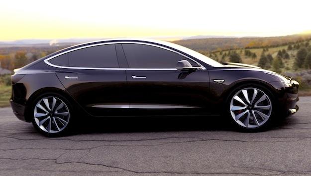 Tesla Model 3 Vs Chevy Bolt
