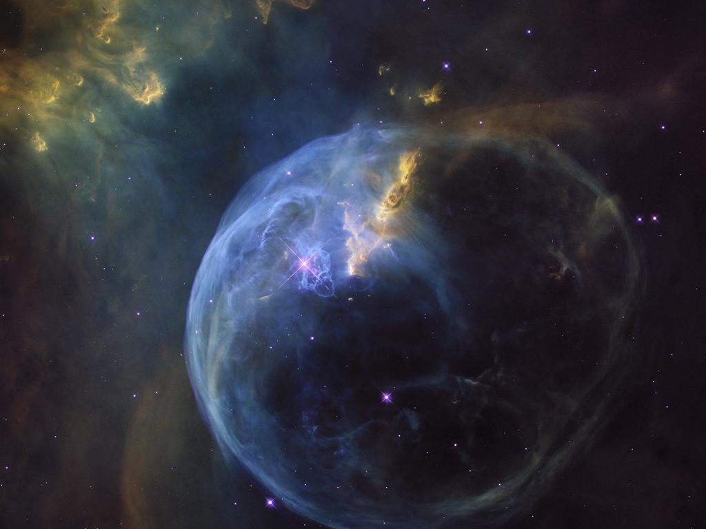 NASA Hubble 26th Birthday Video