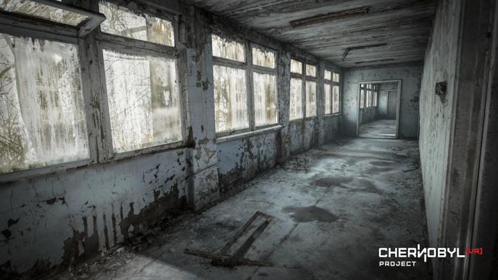 Chernobyl VR Project 360 Video