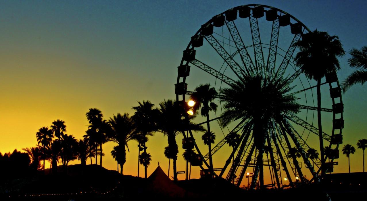 YouTube Live 360 Coachella Video
