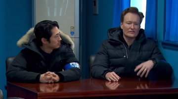 Conan O'Brien North Korea Talk Show Video