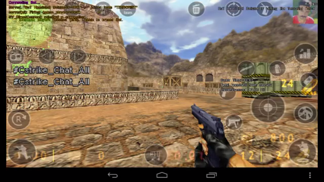 Counter-Strike 1.6 Android Port