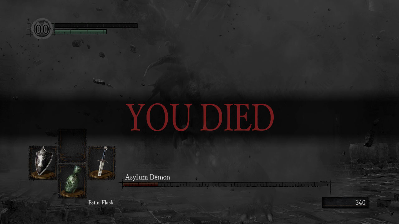 Dark Souls 3 You Died GIFs