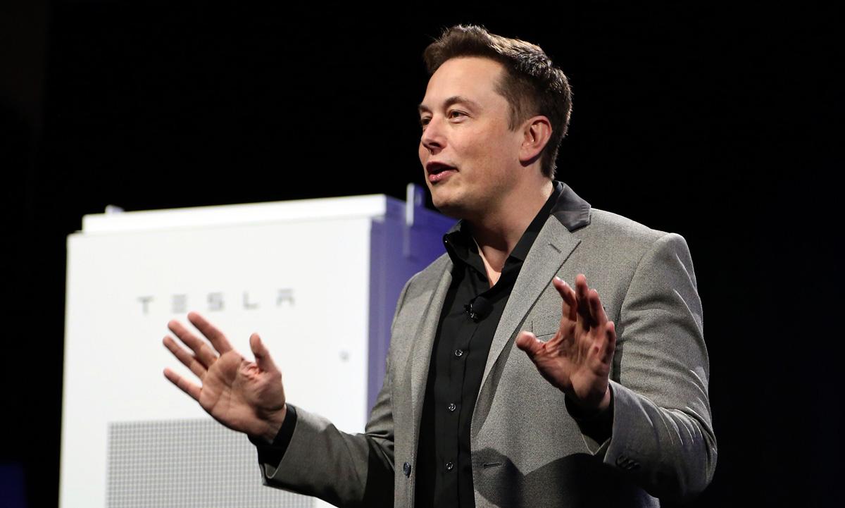 Tesla Special Event