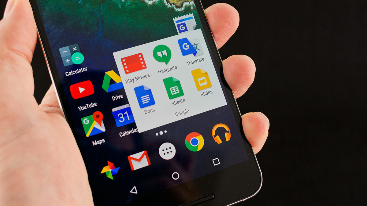 Android Features iOS Doesn't Have
