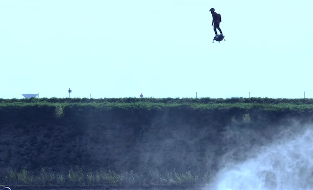Hoverboard World Record