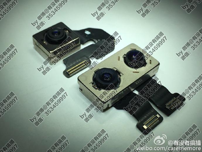 iPhone 7 Plus Dual Camera Leak