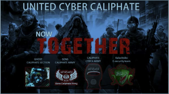 ISIS United Cyber Caliphate Hackers