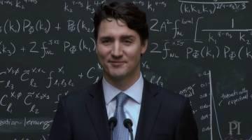 Canada Justin Trudeau Quantum Computing