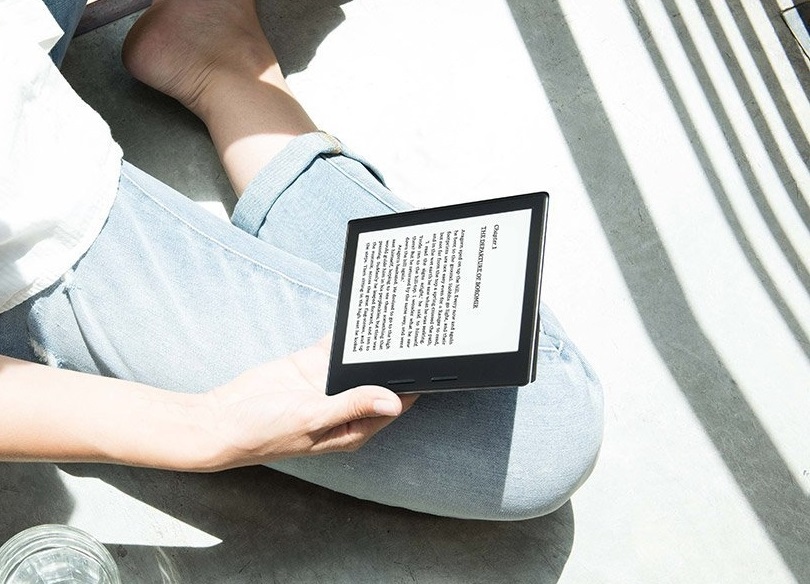 Amazon Kindle Oasis Price Release Date