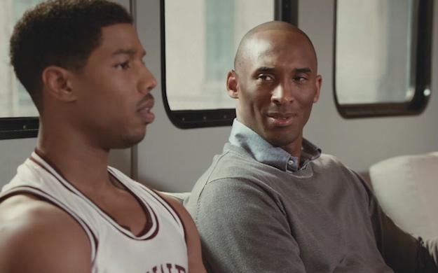 Kobe Bryant Michael B Jordan