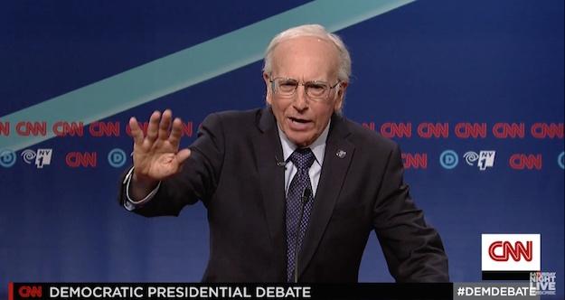 Larry David SNL