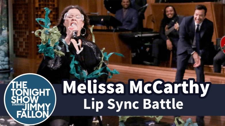 Melissa McCarthy Lip Sync Battle