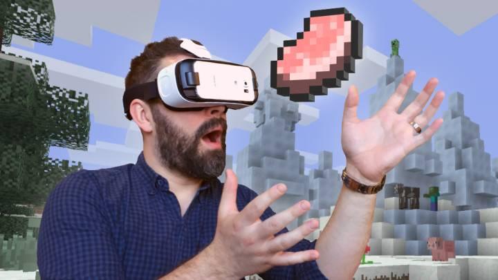 Minecraft Gear VR Release Date