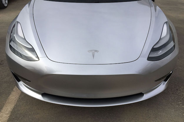 Tesla Model 3 Production Challenges