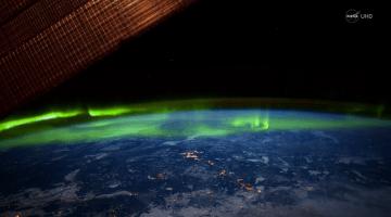 NASA 4K Aurora Borealis Video