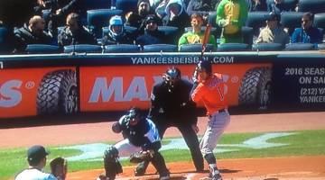 Yankees Game Features Ninja Turtles