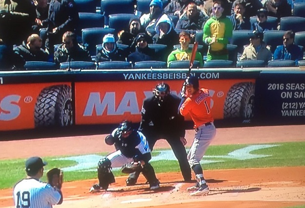 Yankees Game Features Ninja Turtles