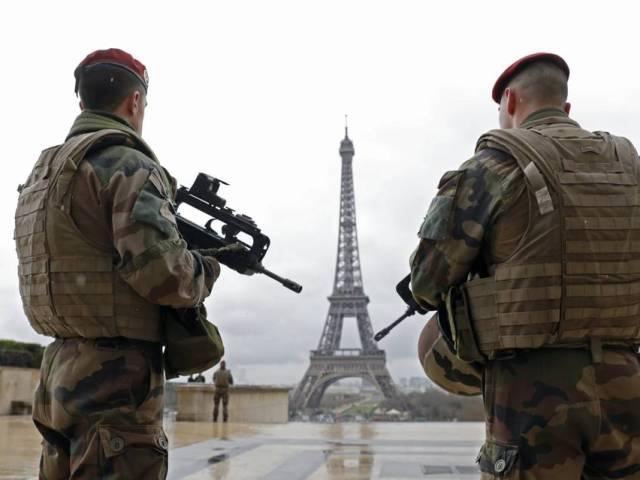 Brussels Attack Paris Investigation