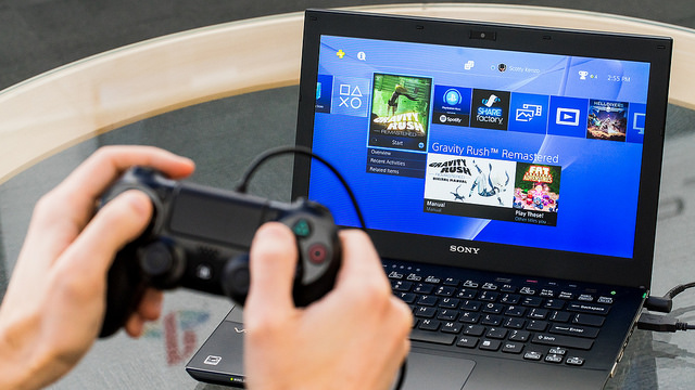 Play PS4 Games on PC Update