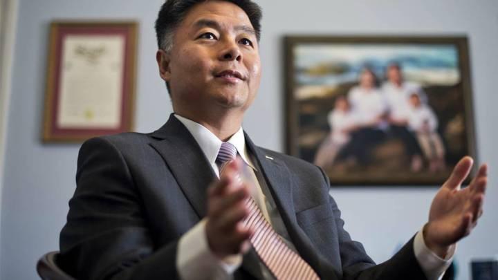 Ted Lieu Interview