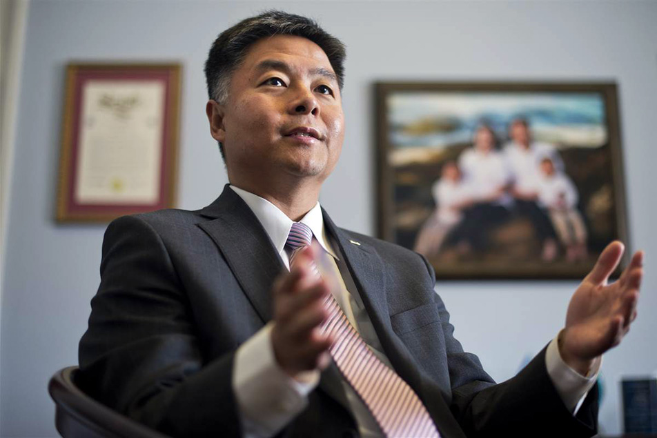 Ted Lieu Interview