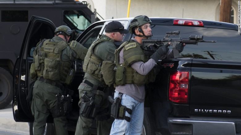 San Bernardino Shooting New Arrests