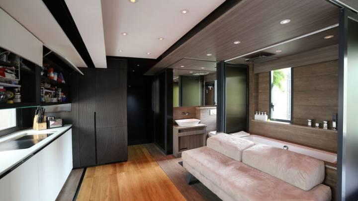 Small apartment smart tech LAAB