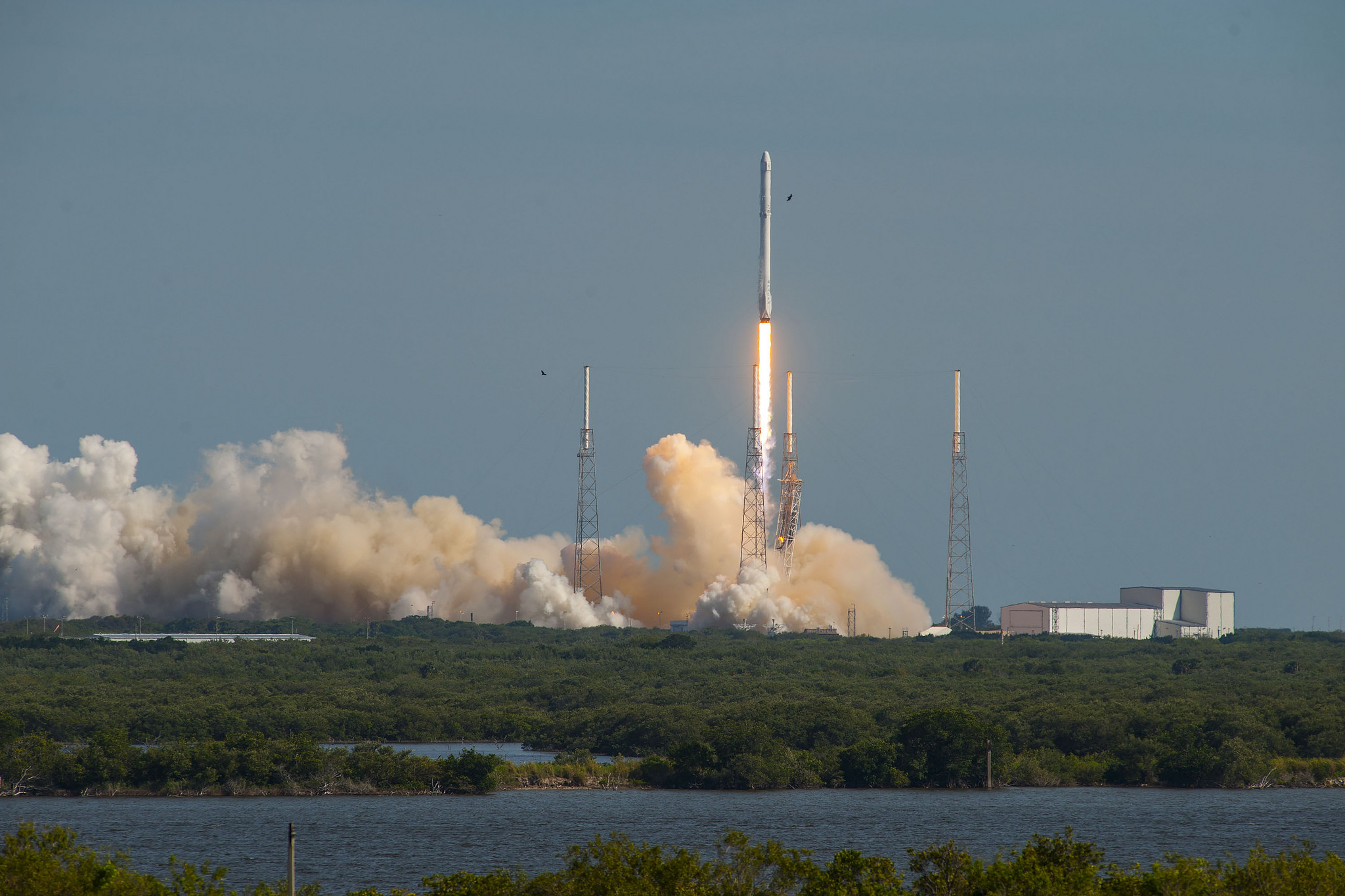 SpaceX Rocket Landing Photos