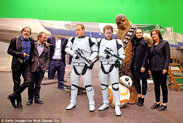Star Wars VIII Stormtrooper Cameos