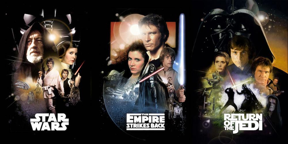 Star Wars Return of the Trilogy