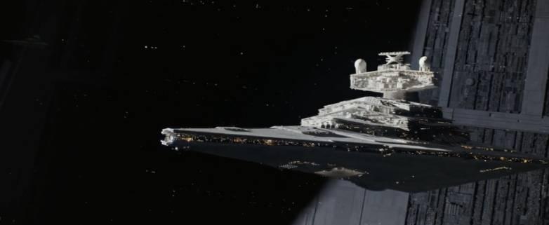 Star Wars Rogue One First Trailer
