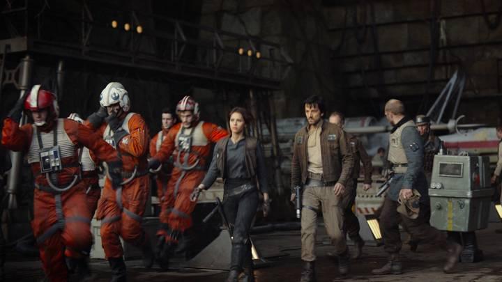 Star Wars Rogue One Ticket Sales