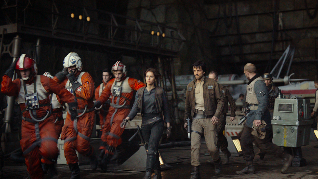 Star Wars Rogue One Trailers
